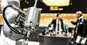 SycoTec - HF Spindel in der Robotertechnik